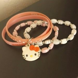 Hello Kitty Bracelet bundle!
